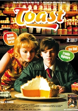 Toast – deutsches Filmplakat – Film-Poster Kino-Plakat deutsch