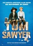 Tom Sawyer – deutsches Filmplakat – Film-Poster Kino-Plakat deutsch