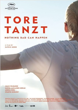 Tore tanzt – deutsches Filmplakat – Film-Poster Kino-Plakat deutsch