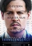 Transcendence – deutsches Filmplakat – Film-Poster Kino-Plakat deutsch