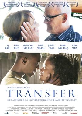 Transfer – deutsches Filmplakat – Film-Poster Kino-Plakat deutsch