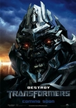 Transformers 3 – deutsches Filmplakat – Film-Poster Kino-Plakat deutsch