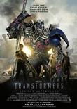 Transformers 4 - Ära des Untergangs - deutsches Filmplakat - Film-Poster Kino-Plakat deutsch