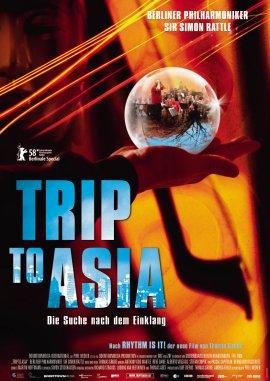 Trip to Asia – Die Suche nach dem Einklang – Simon Rattle, Berliner Philharmoniker – Thomas Grube – Musikfilm – Filme, Kino, DVDs Dokumentation Musik-Dokumentarfilm – Charts & Bestenlisten