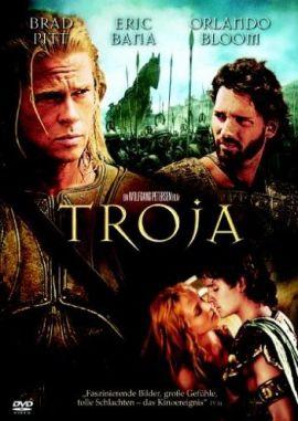 Troja – deutsches Filmplakat – Film-Poster Kino-Plakat deutsch