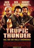 Tropic Thunder – deutsches Filmplakat – Film-Poster Kino-Plakat deutsch