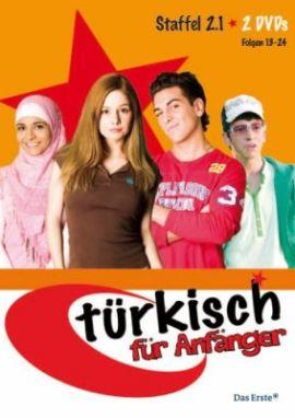Türkisch für Anfänger – Staffel 2.1 – deutsches Filmplakat – Film-Poster Kino-Plakat deutsch