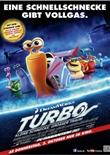 Turbo – Kleine Schnecke, großer Traum – deutsches Filmplakat – Film-Poster Kino-Plakat deutsch
