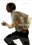 Twelve Years a Slave – deutsches Filmplakat – Film-Poster Kino-Plakat deutsch