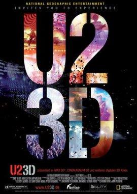 U2 3D – Bono, Adam Clayton, Larry Mullen Jr., The Edge – Catherine Owens, Mark Pellington – Filme, Kino, DVDs Musik-DVD Musikdoku – Charts & Bestenlisten