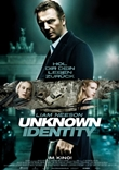 Unknown Identity – deutsches Filmplakat – Film-Poster Kino-Plakat deutsch