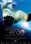 Unsere Erde – Der Film – deutsches Filmplakat – Film-Poster Kino-Plakat deutsch