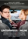 Unterwegs mit Mum – deutsches Filmplakat – Film-Poster Kino-Plakat deutsch