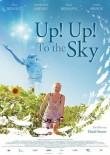 Up! Up! To The Sky – deutsches Filmplakat – Film-Poster Kino-Plakat deutsch