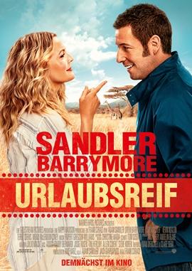 Urlaubsreif – deutsches Filmplakat – Film-Poster Kino-Plakat deutsch
