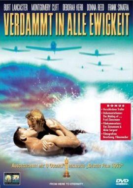 Verdammt in alle Ewigkeit – deutsches Filmplakat – Film-Poster Kino-Plakat deutsch