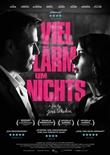 Viel Lärm um nichts - deutsches Filmplakat - Film-Poster Kino-Plakat deutsch