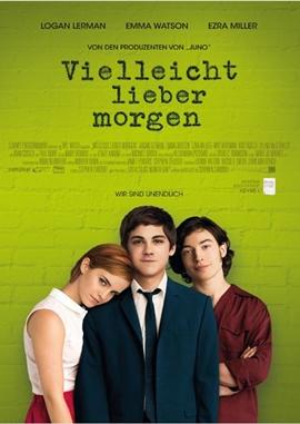 Vielleicht lieber morgen – deutsches Filmplakat – Film-Poster Kino-Plakat deutsch