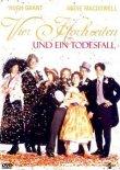 Vier Hochzeiten und ein Todesfall – deutsches Filmplakat – Film-Poster Kino-Plakat deutsch
