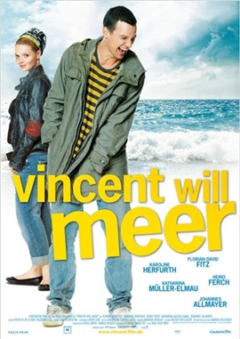 vincent will meer – deutsches Filmplakat – Film-Poster Kino-Plakat deutsch