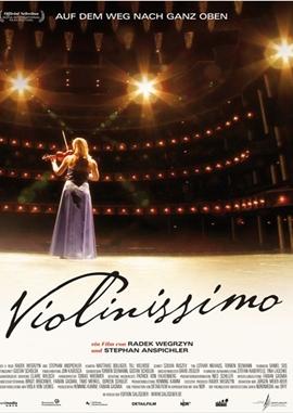 Violinissimo – deutsches Filmplakat – Film-Poster Kino-Plakat deutsch