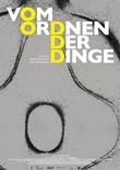 Vom Ordnen der Dinge - deutsches Filmplakat - Film-Poster Kino-Plakat deutsch