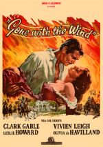 Vom Winde verweht (Gone with the Wind, USA 1939) - Der inflationsbereinigt erfolgreichste Film aller Zeiten - Mit: Clark Gable, Vivien Leigh, Olivia de Havilland, Leslie Howard - Regie: Victor Fleming, Sam Wood