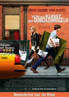 Von der Kunst, sich durchzumogeln – deutsches Filmplakat – Film-Poster Kino-Plakat deutsch