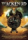 Wacken 3D - Der Film - deutsches Filmplakat - Film-Poster Kino-Plakat deutsch
