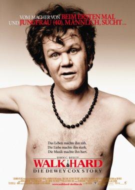 Walk Hard – Die Dewey Cox Story – deutsches Filmplakat – Film-Poster Kino-Plakat deutsch