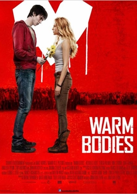 Warm Bodies – deutsches Filmplakat – Film-Poster Kino-Plakat deutsch