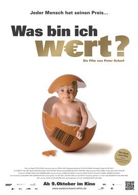 Was bin ich wert? – deutsches Filmplakat – Film-Poster Kino-Plakat deutsch