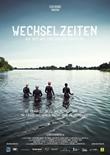 Wechselzeiten - Auf dem Weg zum ersten Triathlon - deutsches Filmplakat - Film-Poster Kino-Plakat deutsch