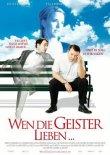 Wen die Geister lieben – deutsches Filmplakat – Film-Poster Kino-Plakat deutsch