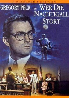 Wer die Nachtigall stört – deutsches Filmplakat – Film-Poster Kino-Plakat deutsch