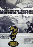 Wer hat Angst vor Virginia Woolf? - Elizabeth Taylor, Richard Burton, George Segal, Sandy Dennis - Mike Nichols - Filme, Kino, DVDs - Charts, Bestenlisten, Top 10-Hitlisten, Chartlisten, Bestseller-Rankings