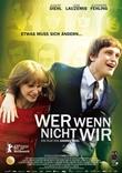 Wer wenn nicht wir – deutsches Filmplakat – Film-Poster Kino-Plakat deutsch