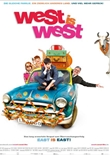 West Is West – deutsches Filmplakat – Film-Poster Kino-Plakat deutsch