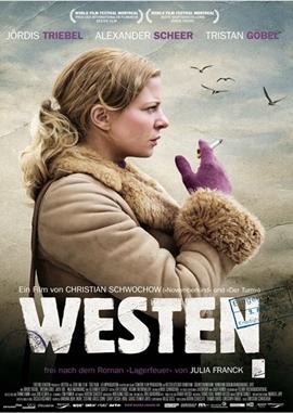 Westen – deutsches Filmplakat – Film-Poster Kino-Plakat deutsch