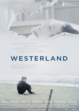 Westerland – deutsches Filmplakat – Film-Poster Kino-Plakat deutsch