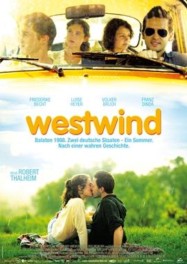 Westwind – deutsches Filmplakat – Film-Poster Kino-Plakat deutsch