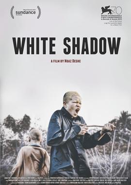 White Shadow – deutsches Filmplakat – Film-Poster Kino-Plakat deutsch