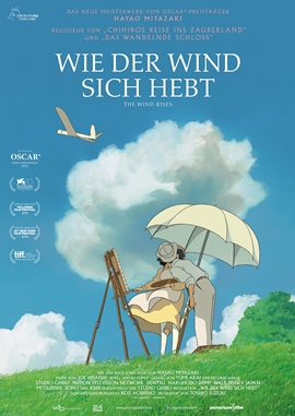 Wie der Wind sich hebt – deutsches Filmplakat – Film-Poster Kino-Plakat deutsch