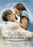 Wie ein einziger Tag – deutsches Filmplakat – Film-Poster Kino-Plakat deutsch