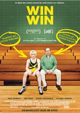 Win Win – deutsches Filmplakat – Film-Poster Kino-Plakat deutsch