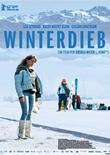 Winterdieb – deutsches Filmplakat – Film-Poster Kino-Plakat deutsch