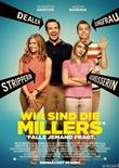 Wir sind die Millers – deutsches Filmplakat – Film-Poster Kino-Plakat deutsch