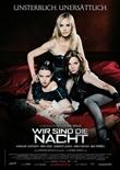 Wir sind die Nacht – deutsches Filmplakat – Film-Poster Kino-Plakat deutsch