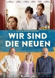 Wir sind die Neuen - deutsches Filmplakat - Film-Poster Kino-Plakat deutsch