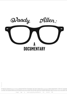 Woody Allen – A Documentary – deutsches Filmplakat – Film-Poster Kino-Plakat deutsch